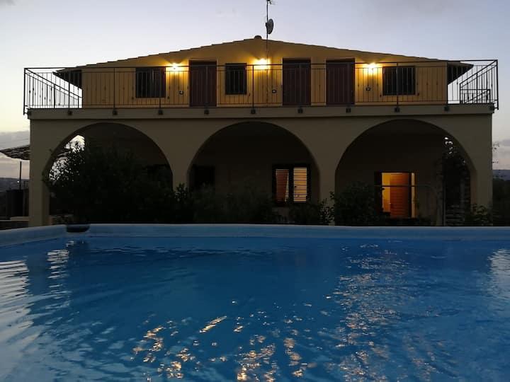 Villa Finaiti - Cielo