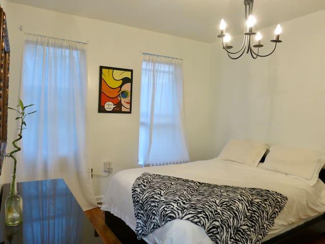 Sunny Room near Central Park