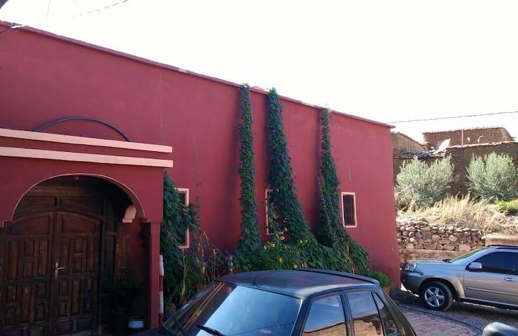 Dar Tagadirte : Everyone House - Tagadirte Amghas - Dům