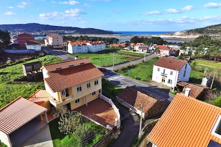Fantastic house just 500m from the beach - A Coruña - Dom