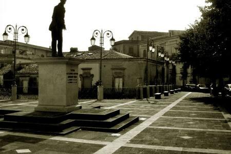 Loft spazioso al centro storico a Vizzini
