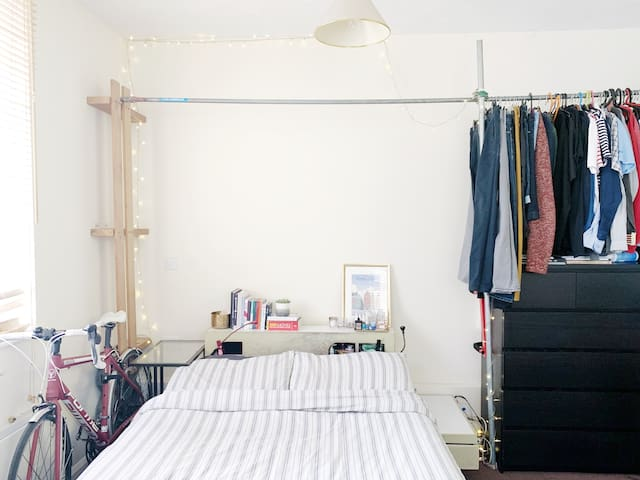 Studio Flat between city center and Heathrow