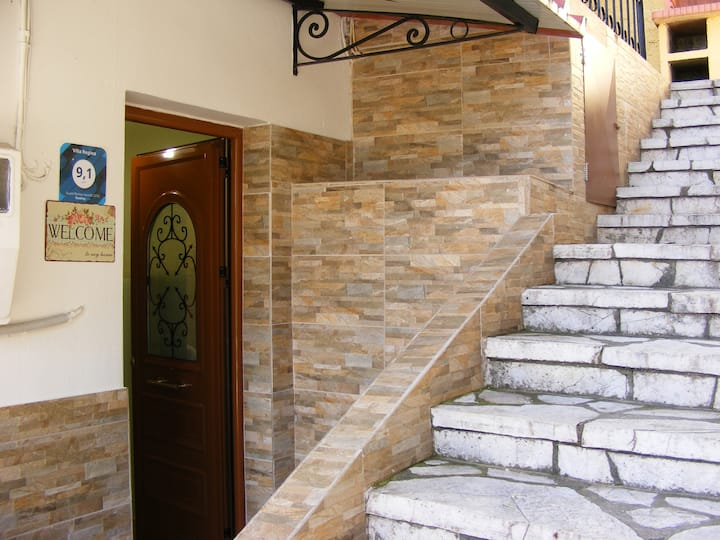 Villa Regina ,apartment ground floor