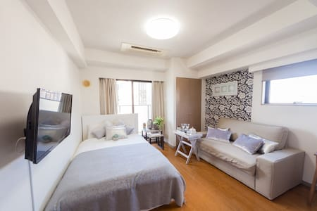 *HIROO CENTRAL WHOLE APT* + *wifi - Shibuya-ku - Pis