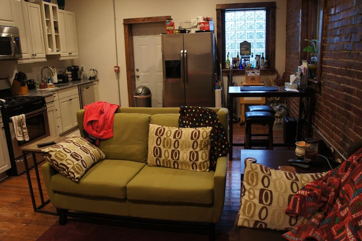 Luxury One Bedroom Apartment in Pittsburgh