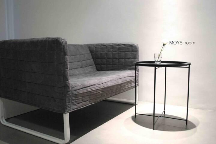 Modern Studio at Kelapa Gading Jakarta Utara MOYS