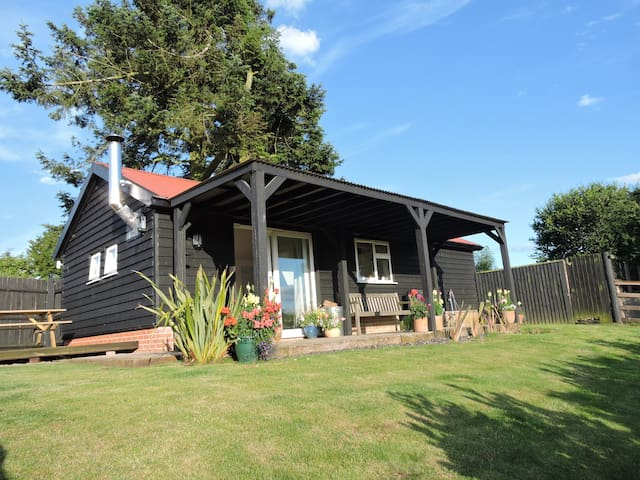 Private lodge in Snape, coastal Suffolk