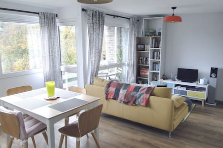Bright Double Room, near station and city center - Saint Albans - Apartment