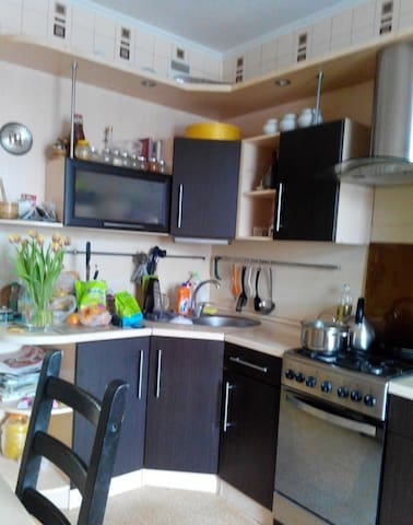 Cozy apartments in center for 3 people - Wolfsburg - Apartment