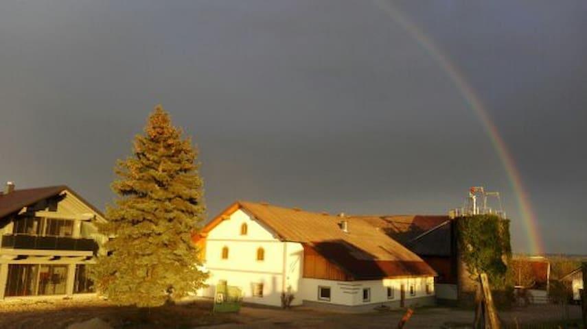 Urlaub auf demLand  am Schnatterhof - Lambrechten - Leilighet