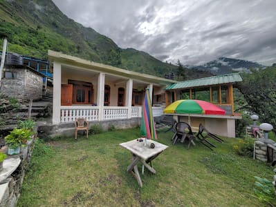 A Private tent with washroom in tirthan valley - Banjar - Tent