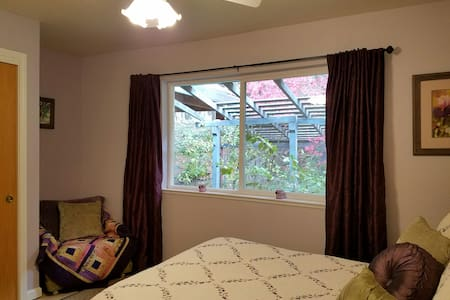 Gold Country: Relax in the Woods!  Private bedroom - Colfax - Haus