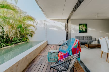 Exclusive House with private pool Cancun
