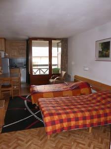 studio dans charmante station thermale de Savoie - Brides-les-Bains - Wohnung