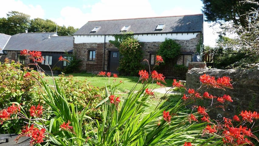 Country cottage in beautiful Hartland, sleeps 4 - Hartland - Hus