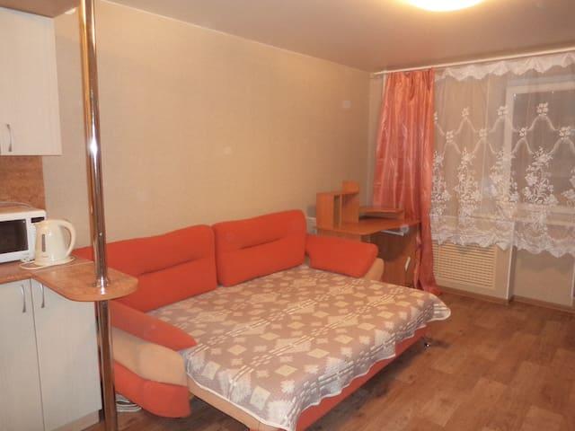 Уютная и комфортная квартира - Киров - Departamento