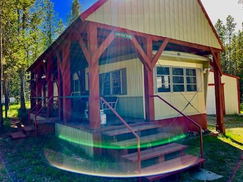 Mack's Inn Retreat+3 Bedrooms+WiFi+18 Miles to YNP