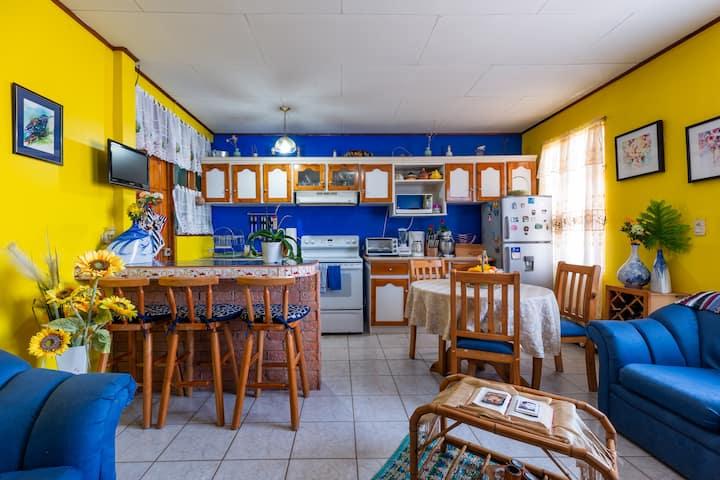 Casa acogedora en Cartago