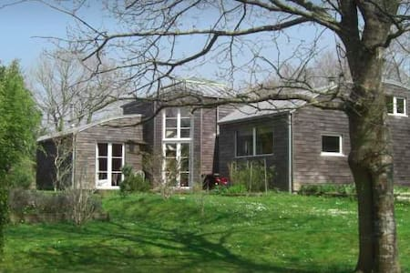 Architect home 5 min from beaches & steps to golf - Clohars-Fouesnant