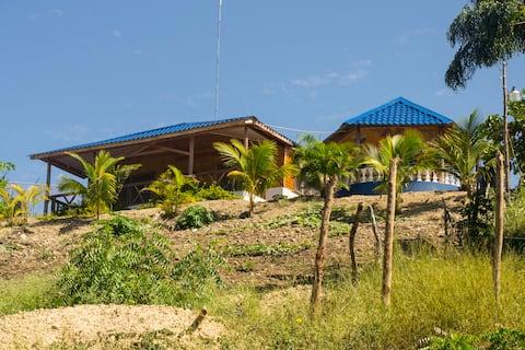Cabaña con las mejores vistas y relax de la zona