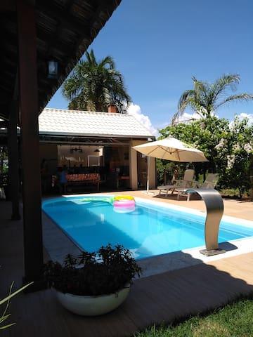 Casa de Campo Paraíso Encantado