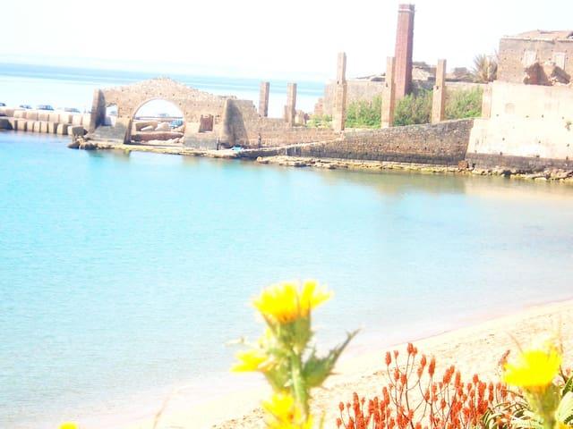 Casa Antica Tonnara 50 mt dal mare - Avola - Byt
