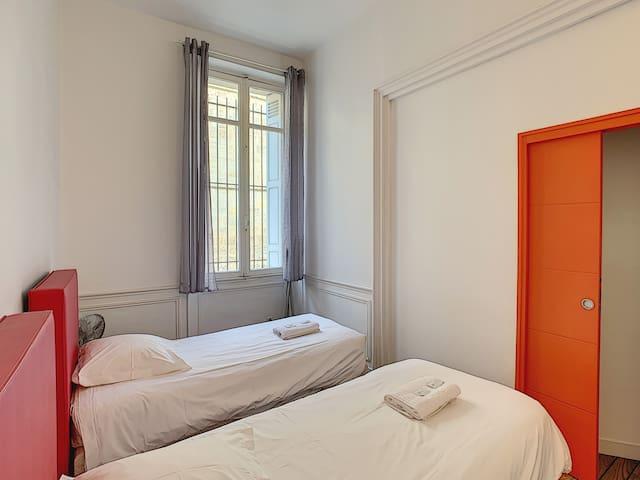 El Patio : chambre n°1