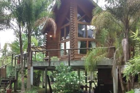 Cabaña Caída Libre. Super confortable!!