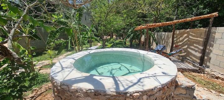Loft Tunich- Ruta Puuc Cenotes Mucuyche Ticul Maní