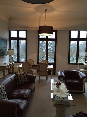 Openspace Wohnzimmer