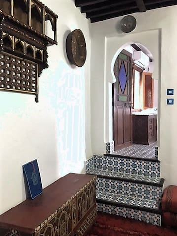 Private Suite w/ VIEW - Chefchaouen - ที่พักพร้อมอาหารเช้า