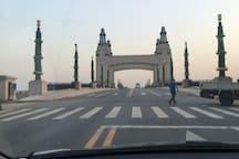 长岛大桥一通往世外桃源之桥