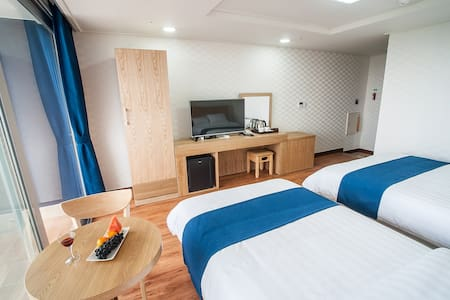breezebay / superior room(city view)② - Seogwipo-si - Diğer