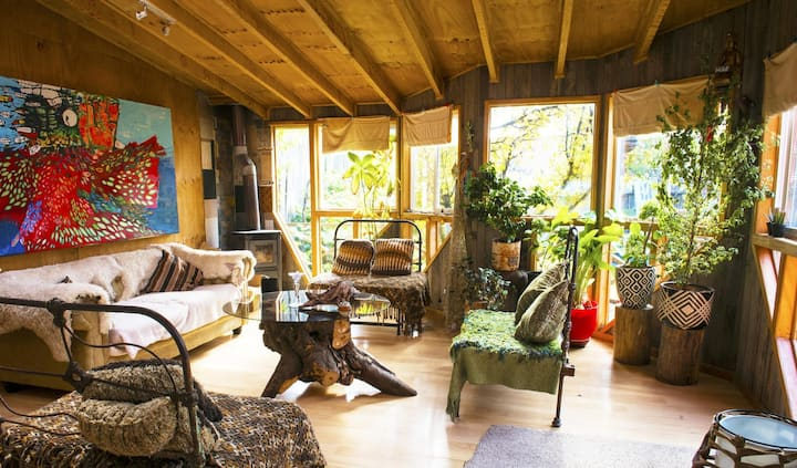 COZY TWIN ROOM/ Feel at Home in Patagonia!