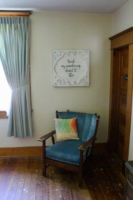 The Zimmerman Room