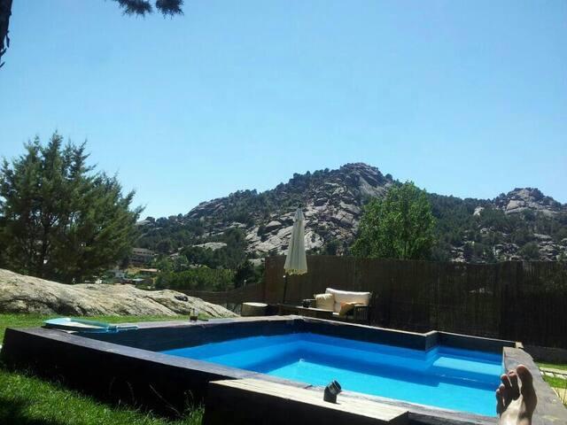 chalet en La Pedriza - Manzanares el Real - House