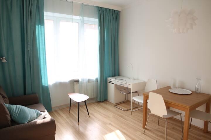 Cosy flat in City Center, near Nowy Swiat