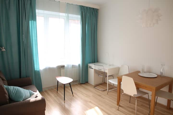 Room in cosy flat, city center