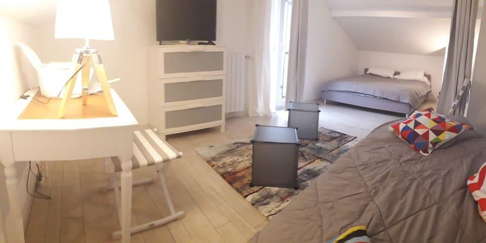 chambre 1- 1er