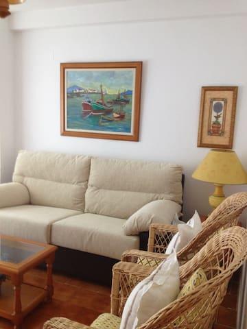 Apartamento PLAYA El Portil (Punta Umbria) HUELVA - El Portil - Apartment