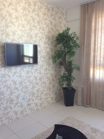 Charming apt  2 blocks from beach. - Recife - Wohnung