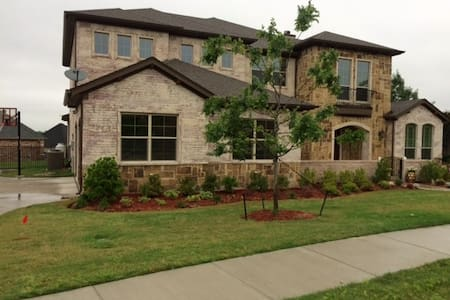 Fort Worth house - Aledo
