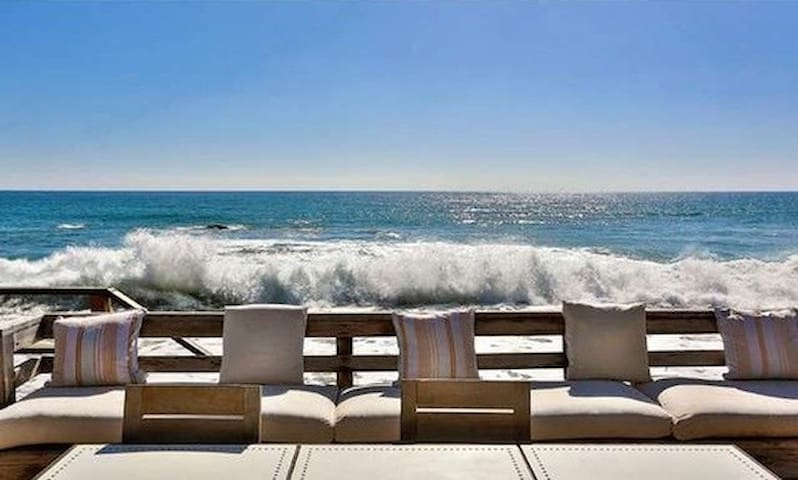 Spend Time w/Family on PRIVATE beach in Malibu