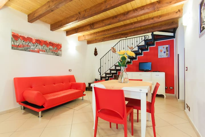 """Deliziosa casa vacanze """"Giusi"""" - Castellammare del Golfo - Rumah"""