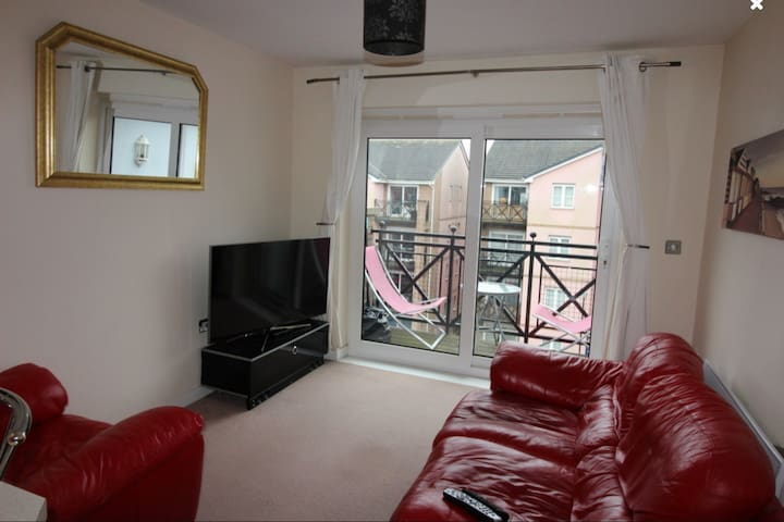 One Bedroom Apartment - Cardiff - Daire
