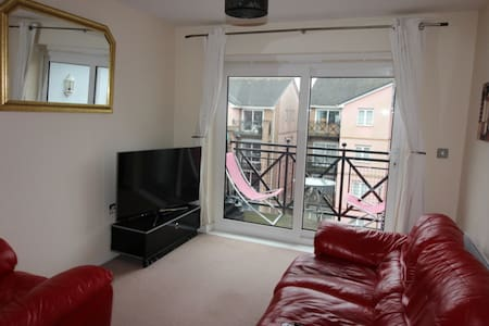 One Bedroom Apartment - Cardiff - Wohnung