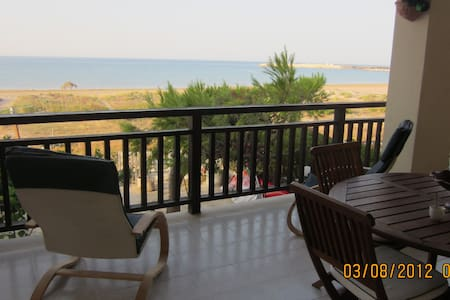 appartamentino vista mare... - Porto Palo Est - Apartemen