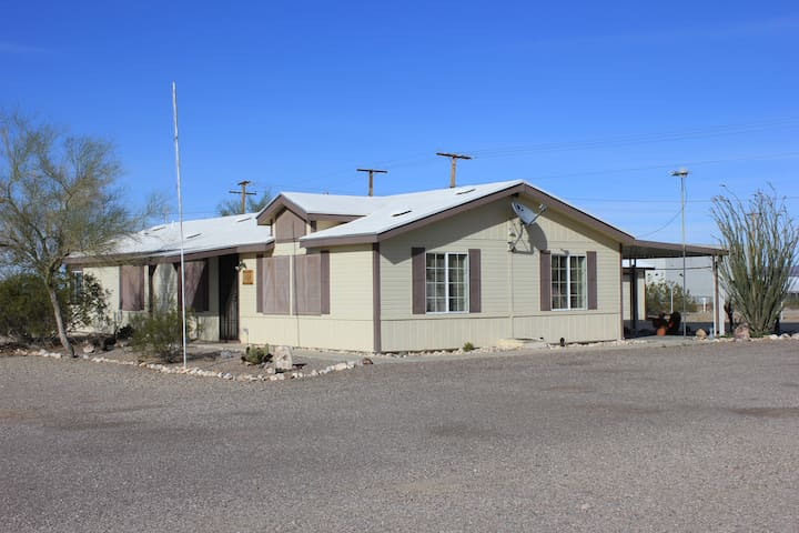 2 Bedrooms 2 Baths House Quartzsite - Quartzsite
