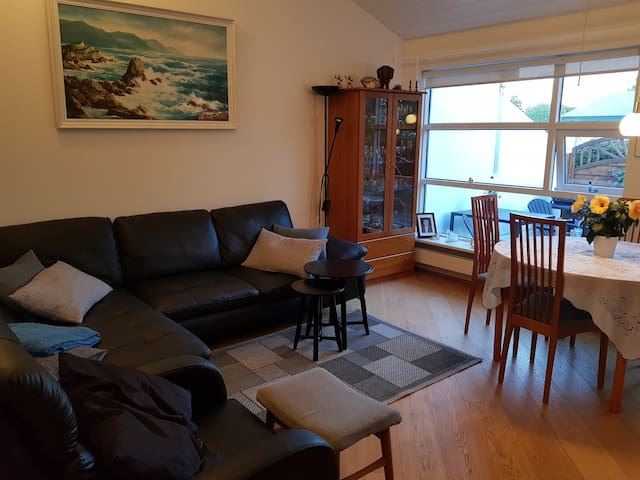 Cozy, spacious 2 bedroom apartment in Selfoss