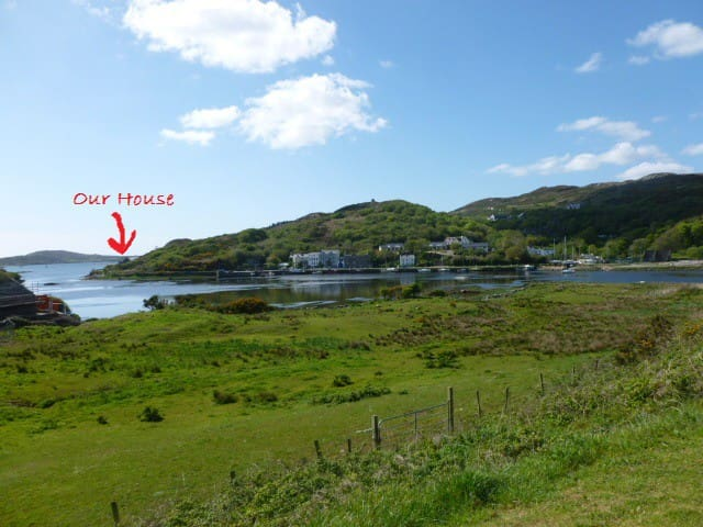 Apartment by the sea Clifden - Clifden, Connemara - Apartament